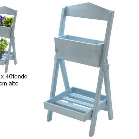 EXPOSITOR PEQ.BOX  AZUL