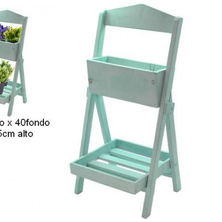 EXPOSITOR PEQ.BOX  VERDE