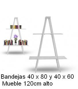 estanteria-2-estantes-blanca-ancha-alta