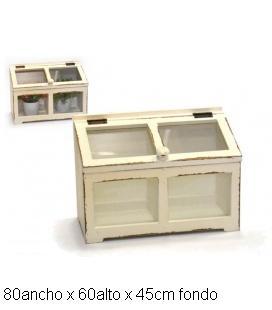 Mueble Invernadero