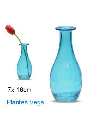 florero-cristal-forma-azul 7 x16